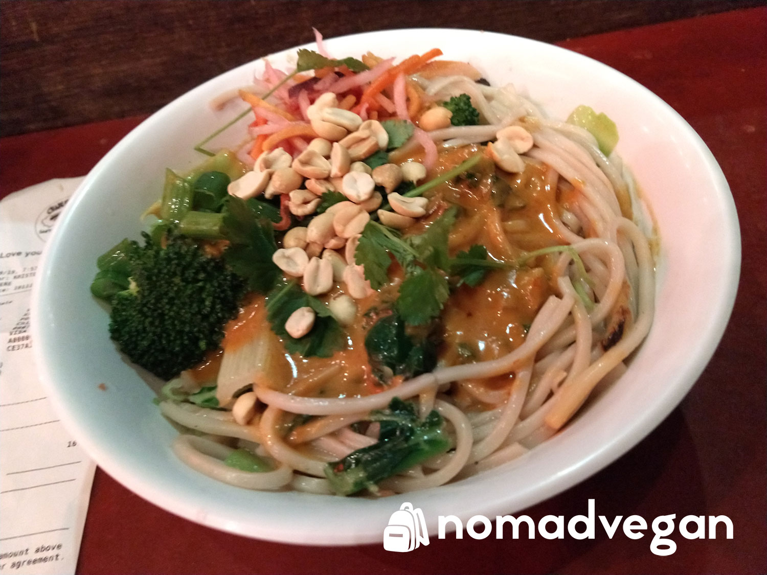 Charlie Hong Kong: Great Tasting Vegan Asian Food in Santa Cruz, California