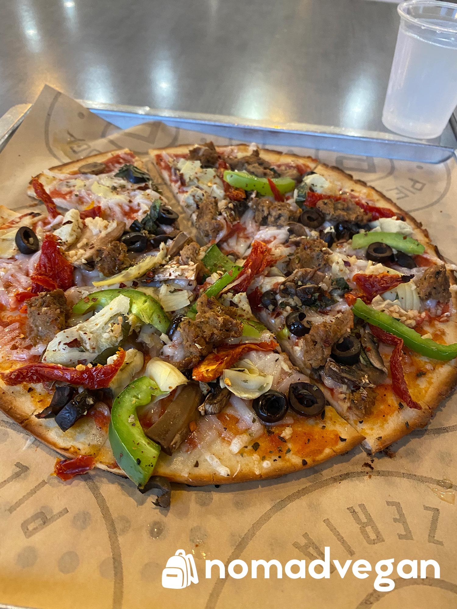 Pieology - Pizza