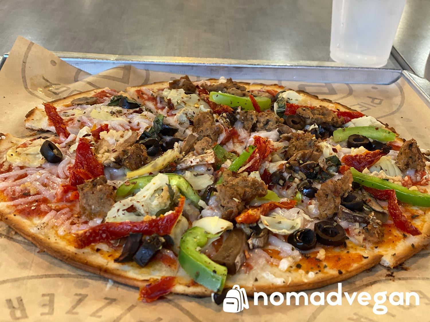 The Best Vegan Pizza in Guam USA - Pieology