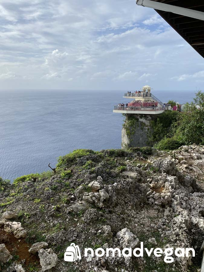 two lovers point cliff guam attractions