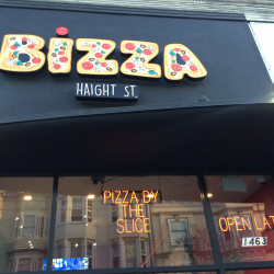 Bizza Haight St. (Vegan Pizza)