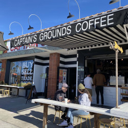 Captain Grounds Coffee