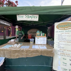 Image of Green Fix Organic Smoothie - Food Stall