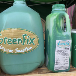 Green Fix Organic Smoothie - Food Stall