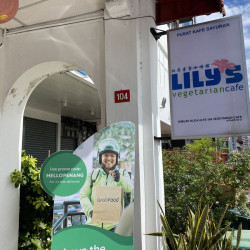 Lily's Vegetarian Cafe