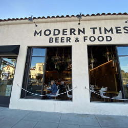 Modern Times Far West Lounge
