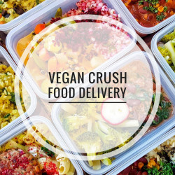 Image of VEGAN CRUSH Food Delivery