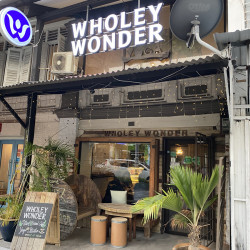 Image of Wholey Wonder Vegan Cafe & Yoga Studio